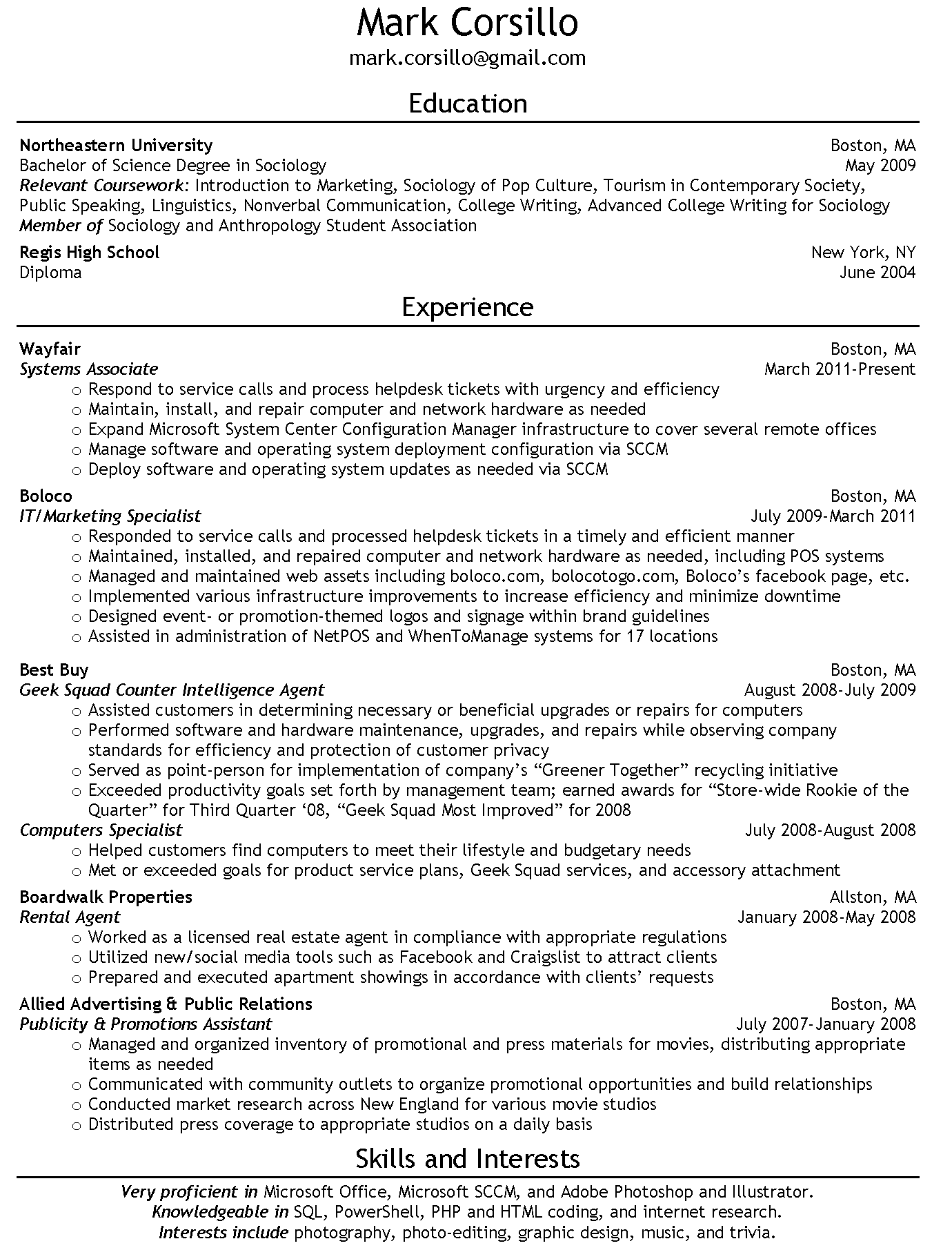 sccm resume snapwit co